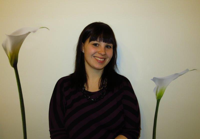 Ergotherapeutin Veronika Flöck