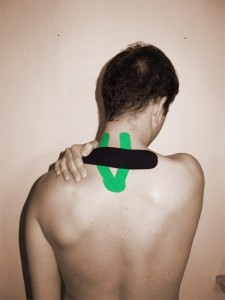 Medical Taping Concept Ergotherapie Flöck